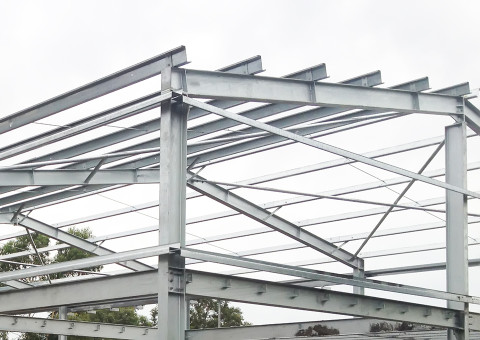 Space frames, Space Frames Manufacturers, Steel Space Frame ...